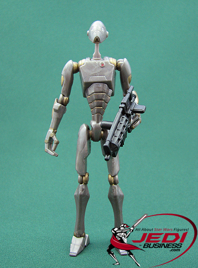 Commando Droid figure, TCW2009