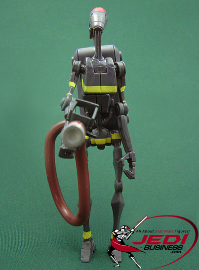 Firefighter Droid figure, TCW2009