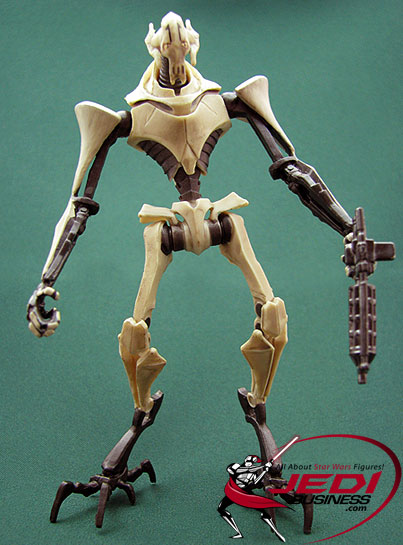 General Grievous Interchangeable Arms!