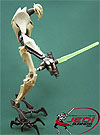 General Grievous Interchangeable Arms! The Clone Wars Collection