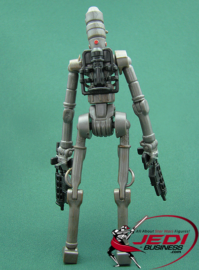 IG-86 Ambush On The Vulture's Claw The Clone Wars Collection