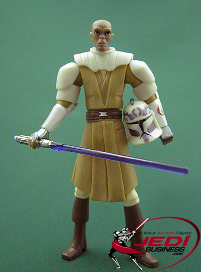 Mace Windu Clone Wars The Clone Wars Collection