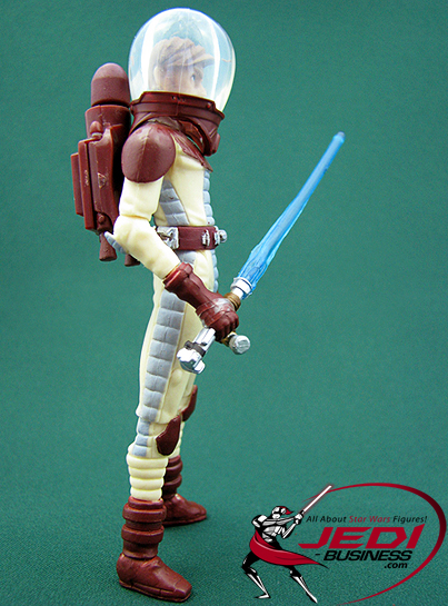 Obi-Wan Kenobi Space Suit The Clone Wars Collection