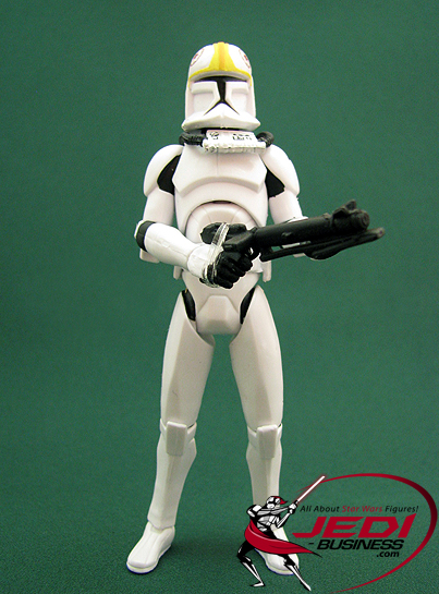Clone Trooper Odd Ball figure, TCW