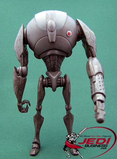 Super Battle Droid figure, TCW2009