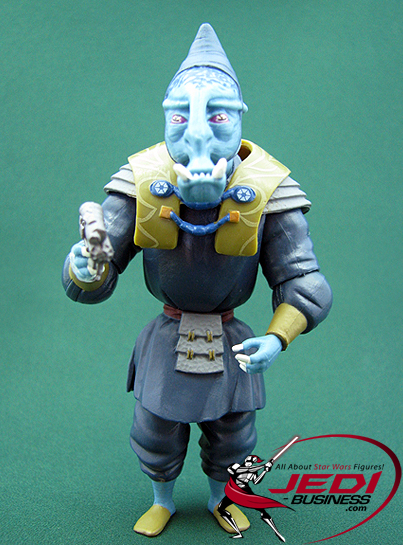 Whorm Loathsom figure, TCW2009