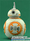 BB-8, With Millennium Falcon figure