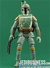 Boba Fett, With Slave I Vehicle figure