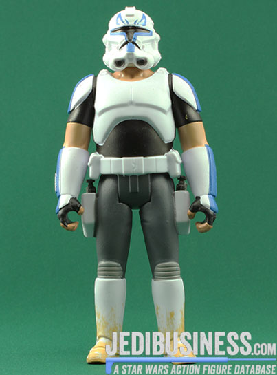 Captain Rex figure, tfa