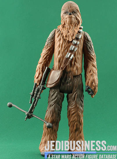 Chewbacca figure, tfaclass4
