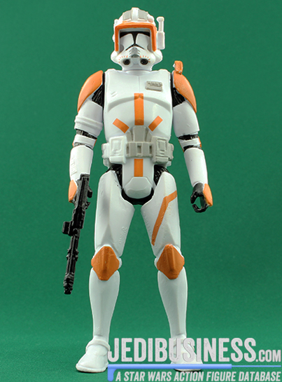 Commander Cody figure, tfapack