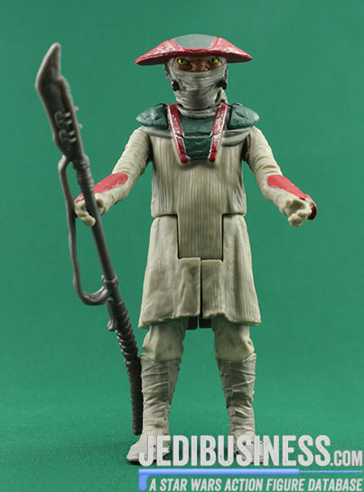 Constable Zuvio figure, TFABasic