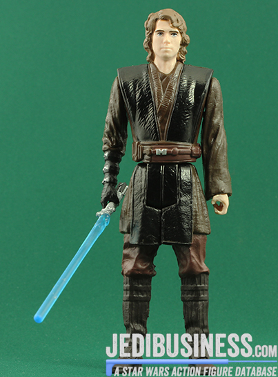 Anakin Skywalker figure, tfaclass4
