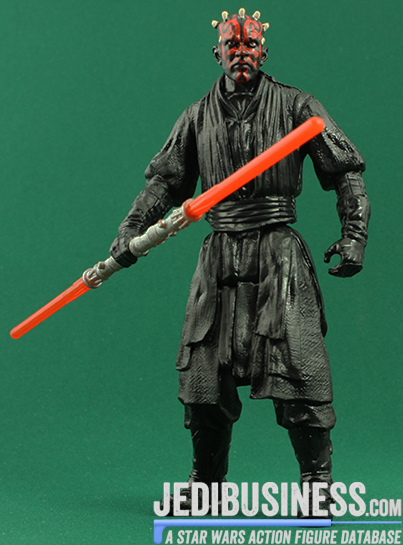Darth Maul figure, tfaclass4