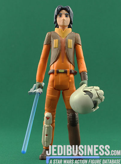 Ezra Bridger figure, tfa