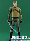 Kanan Jarrus, With Y-Wing Scout Bomber figure