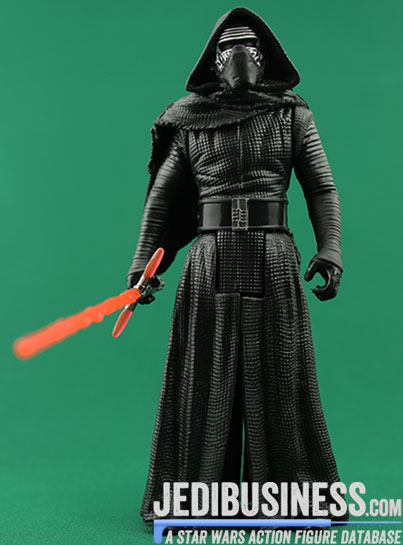Kylo Ren Version 1