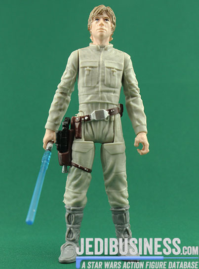 Luke Skywalker figure, tfa