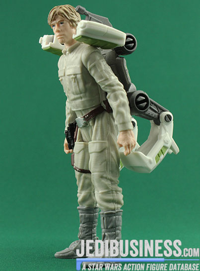 Luke Skywalker The Empire Strikes Back The Force Awakens Collection