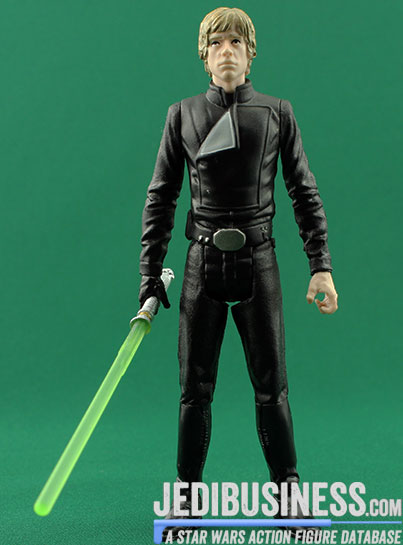 Luke Skywalker figure, tfaarmorup