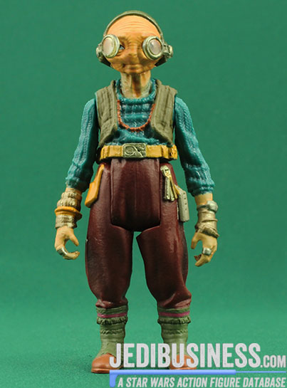 Maz Kanata Takodana Encounter 4-Pack The Force Awakens Collection