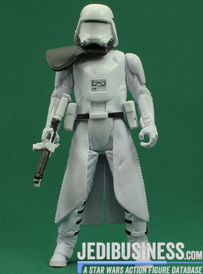 Snowtrooper The Force Awakens Set #4 The Force Awakens Collection