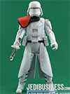 Snowtrooper Officer, With First Order Snowspeeder figure