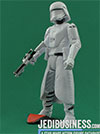 Snowtrooper Officer With First Order Snowspeeder The Force Awakens Collection