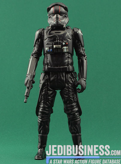 Tie Fighter Pilot figure, tfaarmorup