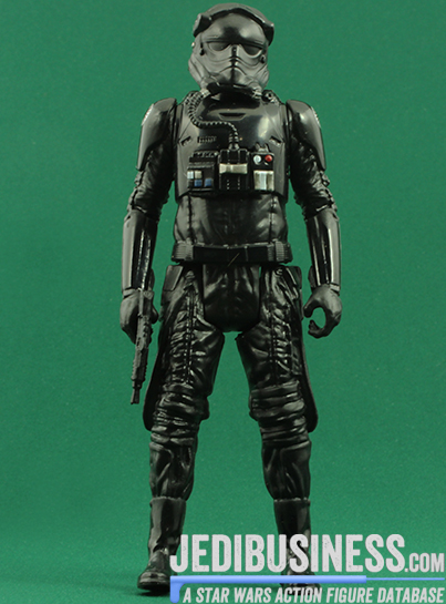Tie Fighter Pilot figure, tfaclass4