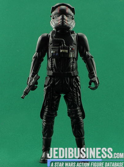 Tie Fighter Pilot figure, tfaclass2d