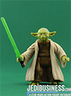 Yoda, Revenge Of The Sith Set #2 figure