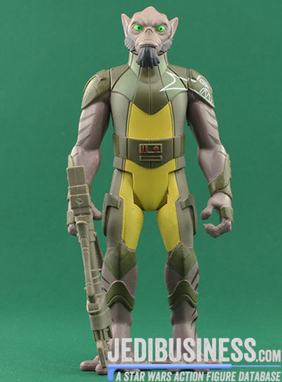 "Garazeb ""Zeb"" Orrelios Star Wars Rebels Set #2"