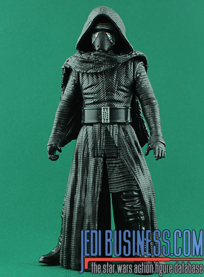 Kylo Ren figure, The Last Jedi Collection