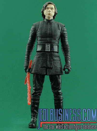 Kylo Ren With Tie Silencer The Last Jedi Collection