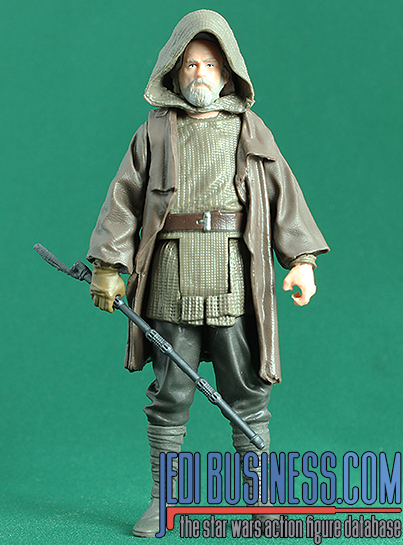 Luke Skywalker Jedi Exile The Last Jedi Collection