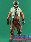 Poe Dameron, With X-Wing Fighter figure