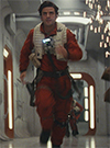 Poe Dameron With X-Wing Fighter The Last Jedi Collection