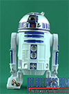 R2 D2, With Booster Rockets figure