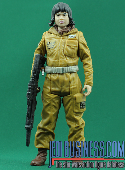 Rose Tico figure, TheLastJediBasic