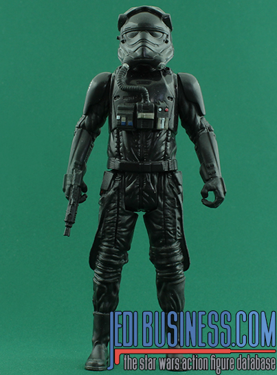 Tie Fighter Pilot figure, TheLastJediClassC