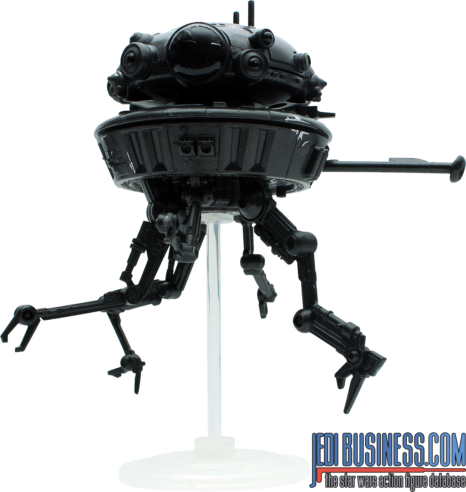 Probe Droid, With Darth Vader