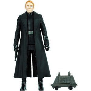Mouse Droid With General Hux
