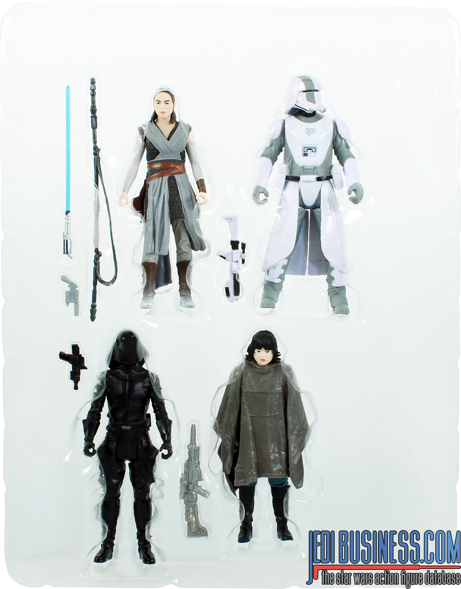 Snowtrooper Battle On Crait 4-Pack