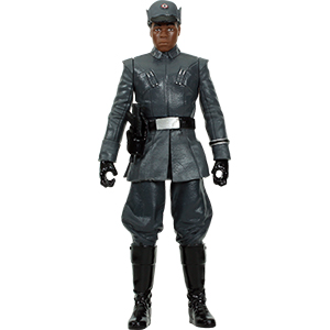 Finn 2-Pack #5 With Captain Phasma