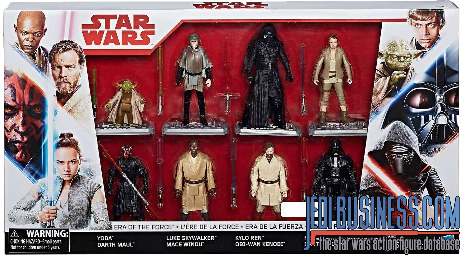 Kylo Ren Era Of The Force 8-Pack