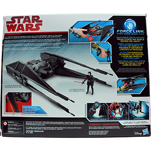 Kylo Ren With Tie Silencer
