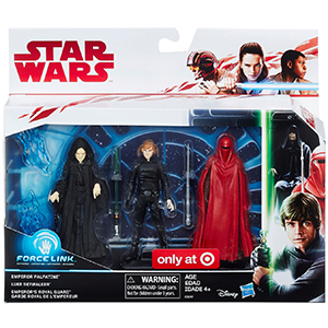 Emperor's Royal Guard Target 3-Pack