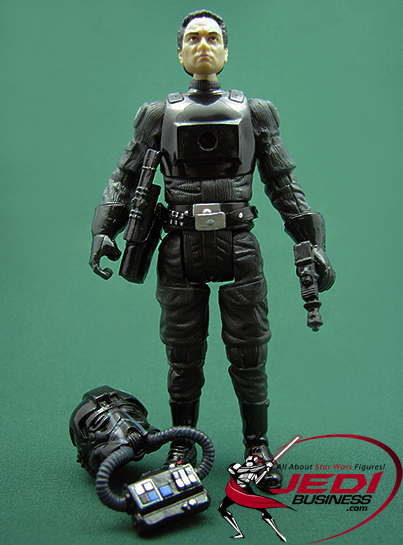 Tie Fighter Pilot figure, LEGACY2013