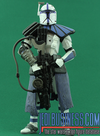 ARC Trooper figure, TLC